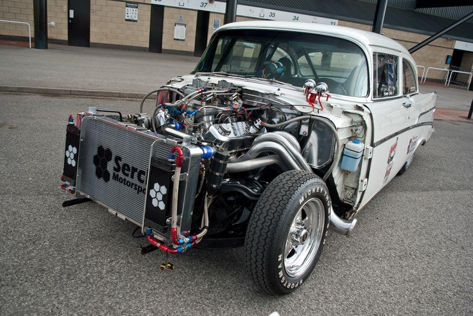 High Performance Cooling by Serck Motorsport