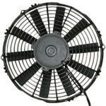 SPAL 13 INCH FAN 12V SUCTION TYPE STRAIGHT BLADE