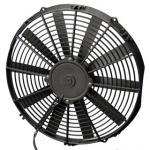 SPAL 14 INCH FAN 12V SUCTION TYPE STRAIGHT BLADE
