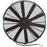 SPAL 16 INCH FAN 12V SUCTION TYPE STRAIGHT BLADE