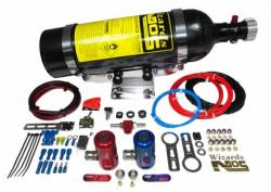 SB150i (150HP) Nitrous Kit Suitable for most injected engines with a single throttle body